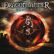 "DRAGONHAMMER ""Obscurity"" CD - Power Prog Metal (SEALED)"