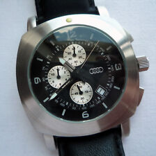 Audi Experience Classic Accessory Business Sport Big Design Chronograph Watch