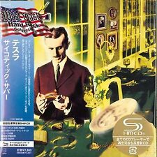 TESLA - PSYCHOTIC SUPPER - SHM Japan Mini LP CD - New