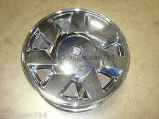 "17"" 2000-02 Cadillac DEVILLE DTS Chrome WHEEL Rim 00 01 02 OEM Factory 4553"
