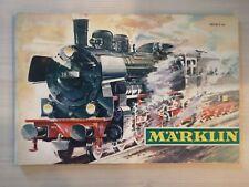 Catalogue Marklin 1967 1968 Complet en FRANCAIS
