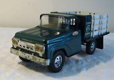 Early Tonka Farms Ford Cab Farm Stake Truck Toy 50's V RARE NICE