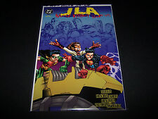 JLA WORLD WITHOUT GROWN UPS #1 1ST APP YOUNG JUSTICE SUPERBOY ROBIN IMPULSE