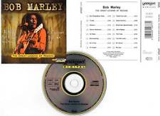 "BOB MARLEY ""The Great Legend Of Reggae"" (CD) 16 Titres 1996"
