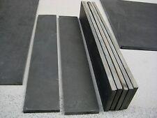 Natur- Schiefer Sockelleisten 1.Wahl !  60 x 6 x 1 cm Kalibriert Top- Qualität