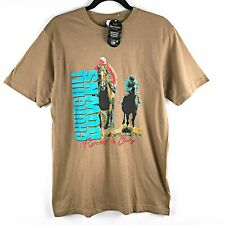 Kentucky Derby Churchill Downs Horse Racing T-shirt Men's M NWT