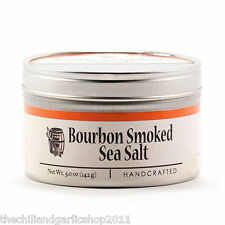 Bourbon Smoked Sea Salt by Bourbon Barrel Foods - Made in the USA