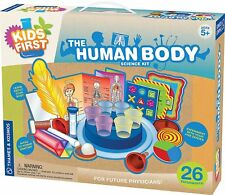 Thames & Kosmos 567003 Kids First The Human Body Kit