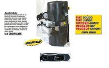 Electric Fiat Scudo Citroen C8 4007XR
