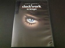 A CLOCK WORK ORANGE  (DVD)  STANLEY KUBRICK'S