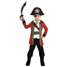 Pirate Costume Kids Toddler Halloween Fancy Dress