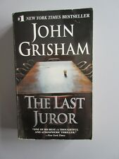 THE LAST JUROR by John Grisham (2004, A Dell Book. Paperback  FIRST