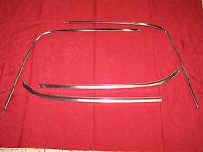 MOPAR 66 67 B-BODY REAR WINDOW TRIM SEDAN 2 DOOR POST CORONET BELVEDERE