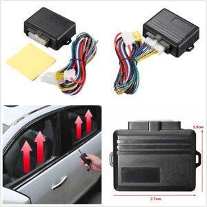 Universal Auto Car Power Window Closer Security System For 4 Doors 7.7cm x 5.9cm