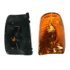 Door Wing Mirror Indicator Lens Right Driver Side For Ford Transit Mk8 (Amber)
