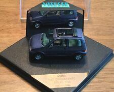 Vitesse - Fiat Cinquecento Model Car, Metalic Blue NIB* 1:43 Diecast 1996 Soleil