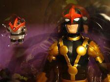 MARVEL LEGENDS NOVA - MIP w/ TITUS Torso ! Guardians Galaxy ! Sam