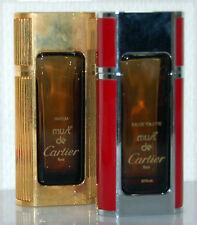 Cartier (pour collection) – Must de Cartier (Eau de toilette & Parfum)