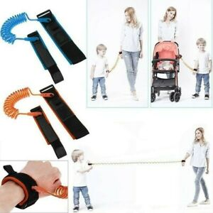 Anti Lost Wrist Link Kids Safety Harness Leash Baby Child Traction Rope Bracelet