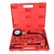 140 PSI 10 Bar Fuel Injection Pump Pressure Injector Tester Test Pressure Gauge