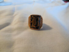Antique salemans sample men's signet ring