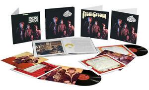 Cream: Fresh Cream, Deluxe Edition, 6 Vinyl LP Set