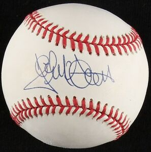 Jack McDowell Signed OAL Baseball (PSA) Cy Young 1993 / 3× All-Star (1991–1993)