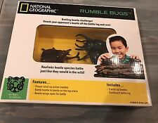 National Geographic Rumble Bugs Betting Beetle Challenge Wind Up