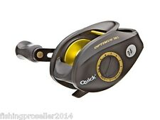D.A.M Quick OPTIMUS 301 reel for big lures and big fish like verical CATFISHING!