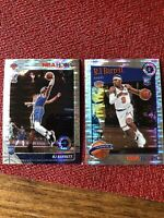 2019/20 Panini NBA Hoops Premium Stock RJ Barrett Rookie Pulsar Prizm Lot