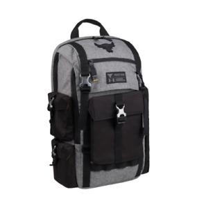 Project Rock Under Armor UAX Vanish Regiment Backpack 1325331 Grey