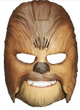 Star Wars The Force Awakens CHEWBACCA Electronic Mask - New - Roar Sounds