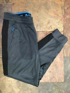 Under Armour Coldgear Fitted Joggers / Track Pants Size Large