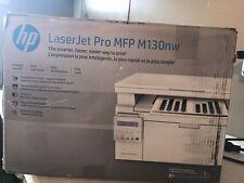 HP LaserJet Pro MFP M130nw Wireless Wi-Fi Direct Printer Scanner