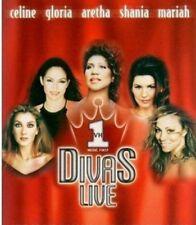 New ORIGINALPOSTER VH1 DIVAS MARIAH CAREY CELINE DION G ESTEFAN SHANIA ARETHA