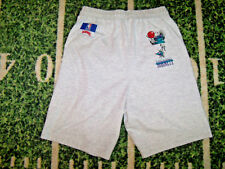 VTG 1990's Nutmeg Mills Charlotte Hornets Basketball Shorts 50/50 Poly/Cotton