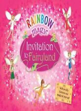 Invitation to Fairyland (Rainbow Magic),Daisy Meadows