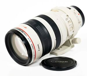 Canon EF 100-400mm f/4.5-5.6 L IS Lens