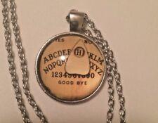haunted Item ACTIVE Ouija Board Pendant Necklace Mystifying Spirit Communication