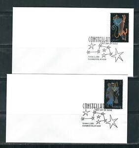 US SC # 3945-3948 Constellations FDC. Ready For Cachet
