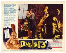 Original DEMENTIA 13 Lobby Card (1963) Francis Ford COPPOLA