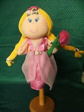 """Early Learning Centre Hand Puppet - Princess 10"""" approx"""