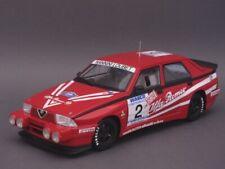 1/18 Top Marques Alfa Romeo 75 Turbo Evo #2 - Giro d'Italia 1988 - TOP32