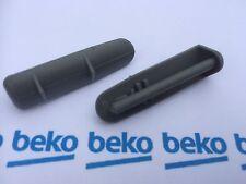 BEKO - 2x Panier a Couvert Lave-Vaisselle Rail arrière Capuchon EMBOUT (paire)