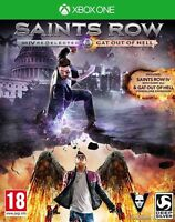 Saints Row 4 - Re-elected & Saints Row - Gat Out of Hell For XBOX One - FAST DEL