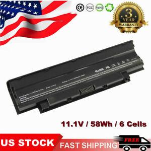 Battery for Dell Inspiron N4110 N4010 N5010 N5110 N7110 M3010 M5010 J1KND 58Wh