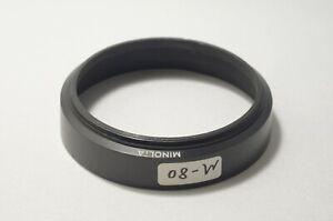 Minolta Plastic Hood for MD Rokkor 35-70mm F3.5 [M-80]