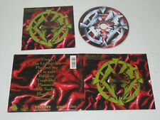 Crematory/Crematory (Massacre Mas CD 0570) CD Álbum Digipak