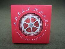 Egely-Wheel Vitalitätsmeßgerät Vitalitätsindikator Rot