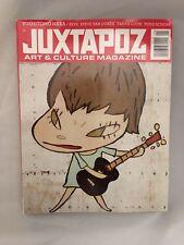Juxtapoz Magazine yoshitomo Nara Zevs Art Kaws Barry Mcgee Retna Banksy